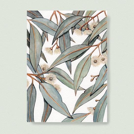 Silver Leaf 1 border